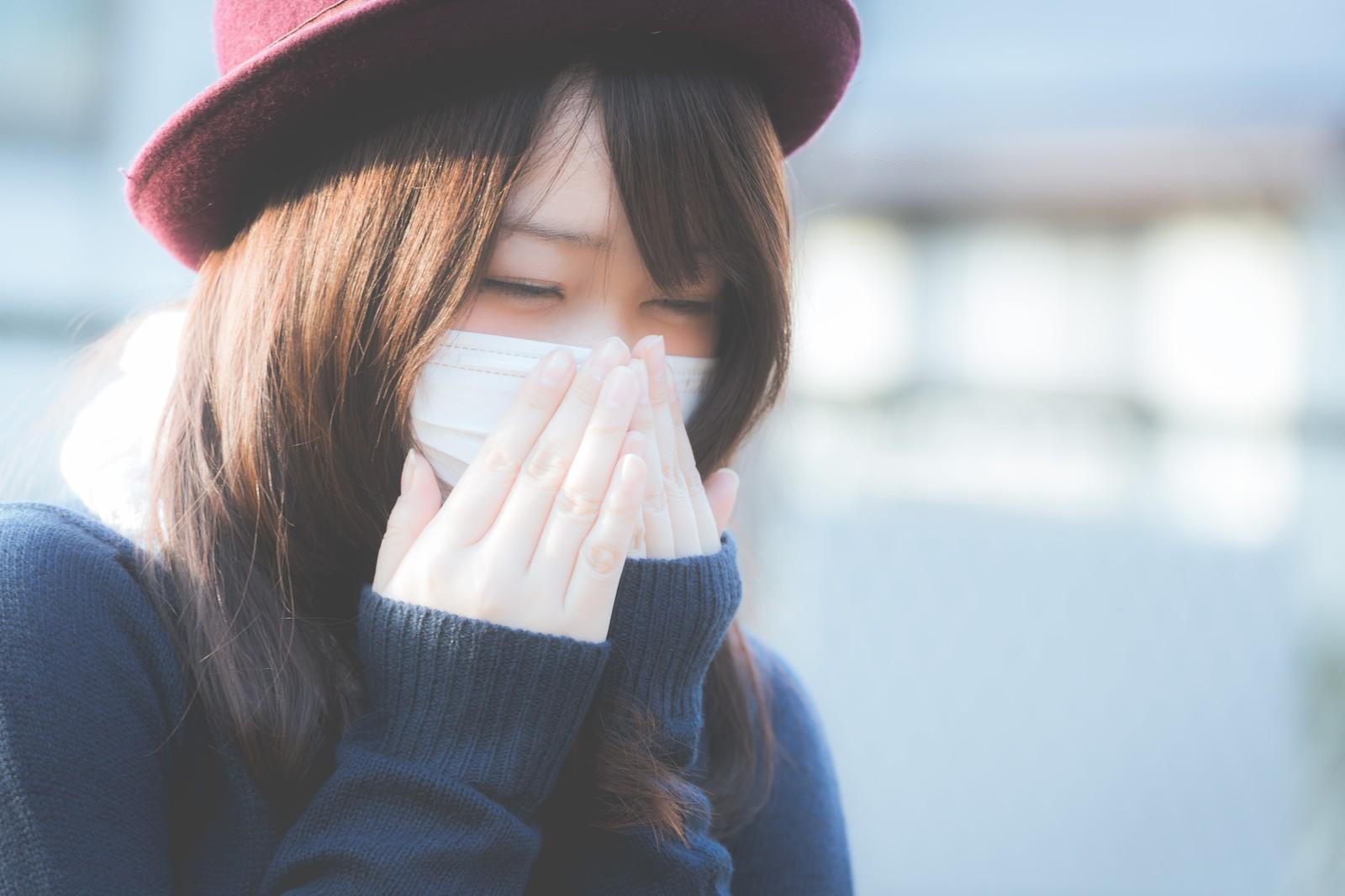 花粉症対策は本格的飛散が始まる前に!